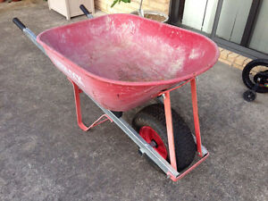 Sherlock 100L Steel Heavy Duty Wheelbarrow Toronto Lake Macquarie Area Preview