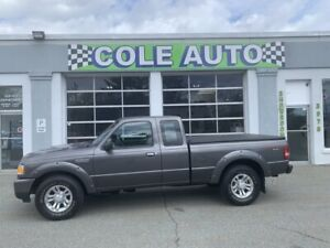 2009 Ford Ranger Sport Automatic 4x4 with only 58k and ice co...