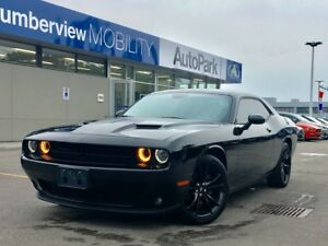 2017 Dodge Challenger SXT All Black! | Stunning Car | Leather...