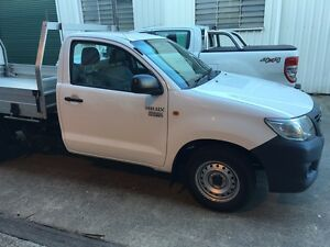 2012 Toyota Hilux 2x4 Ute Stafford Brisbane North West Preview