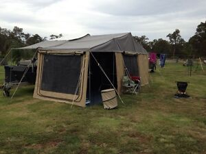 Pioneer Onyx Camper Trailer ...... Reduced Wangara Wanneroo Area Preview