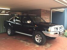 2008 Nissan Navara 4x4, ST-R D22 (Manual) Madeley Wanneroo Area Preview