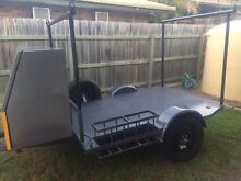 Motorbike trailer for sale Redbank Plains Ipswich City Preview