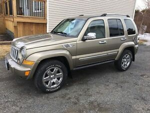 2007 Jeep Liberty Trail Rated 4WD