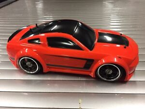 Traxxas 1/16 VXL brushless RC Ford Mustang Drift car. Lugarno Hurstville Area Preview