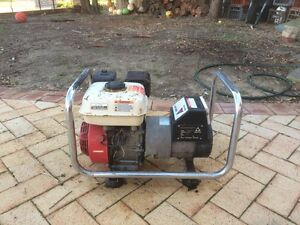 Honda generator Meadow Springs Mandurah Area Preview