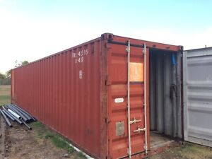 40' Shipping Container - Looking for quick sale. PRICE DROP! Rockhampton Rockhampton City Preview