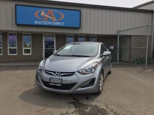 2015 Hyundai Elantra GL ALLOYS, GOOD GAS SAVER