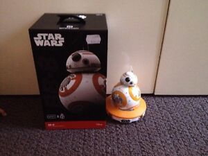 Star Wars Sphero BB-8 App-enabled Droid Spearwood Cockburn Area Preview