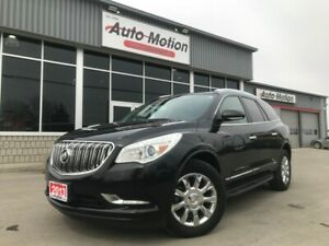 2013 Buick Enclave Leather AWD 7 PASSENGER LEATHER BACKUP SENSOR
