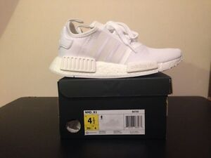 ADIDAS NMD TRIPLE WHITE MENS US 4.5 = WOMENS US 5.5 Sydney City Inner Sydney Preview