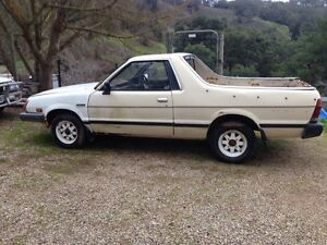 Subaru Brumby x 2 Cherryville Adelaide Hills Preview