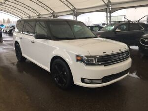 2016 Ford Flex Limited AWD, SUNROOF, NAVIGATION, LEATHER