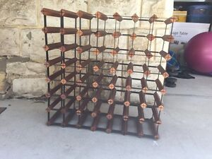 Wooden wine rack Double Bay Eastern Suburbs Preview