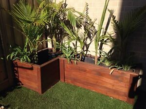 2 large planter boxes for sale Newport Hobsons Bay Area Preview