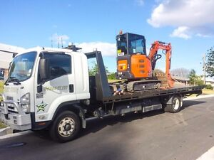 6.5t Tilt Tray Tow Truck Oxenford Gold Coast North Preview
