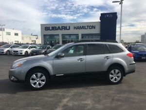 2011 Subaru Outback 2.5 i Limited Package ONE OWNER | LEATHER...