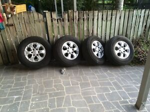 Ford Ranger 4x4 XLS Wheels Tweed Heads Tweed Heads Area Preview