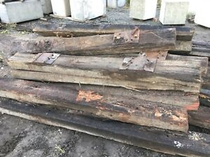 Railway sleepers Deception Bay Caboolture Area Preview