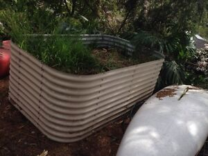 Raised garden bed 7' by 4' (waist height) detachable Lilyfield Leichhardt Area Preview