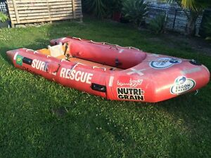 Surf rescue boat and motor Gordon Park Brisbane North East Preview