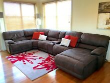 Corner Lounge (Recliner) Waratah Newcastle Area Preview