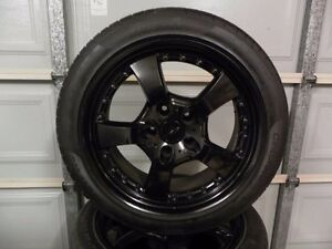 Pre au ford speedy wheels 90% tread Tullamarine Hume Area Preview
