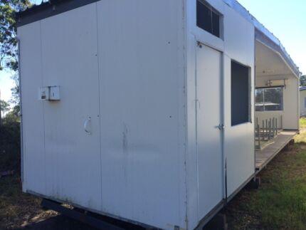 Transportable / Modular / Building / Donga / 12m x 6m