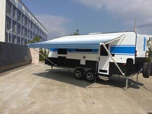 Vinyl replacement for caravan roll out awnings Clontarf Redcliffe Area Preview