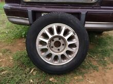 Statesman rims and tyres Kyabram Campaspe Area Preview