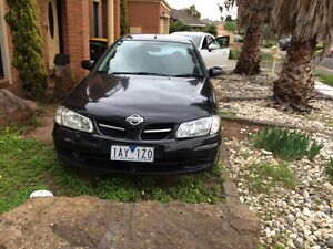 For sale Nissan Pulsar Cairnlea Brimbank Area Preview