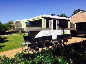 Camper Trailer Off Road Jayco Flamingo 2015 Kardinya Melville Area Preview