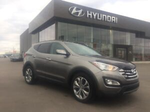 2014 Hyundai Santa Fe Sport 2.0T Limited Heated and Cooled Le...