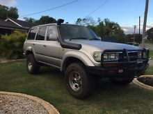 1993 Factory Turbo 80 Series Landcruiser, Unlicensed, Swap/Sell. Forrestdale Armadale Area Preview