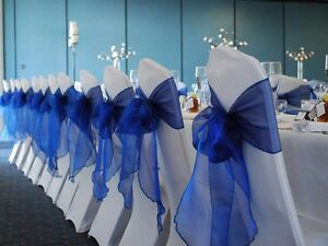 1 $ for chair covers Macquarie Fields Campbelltown Area Preview