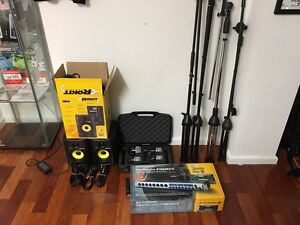 AMAZING MICROPHONE/INTERFACE/SPEAKER DEAL!! Viewbank Banyule Area Preview