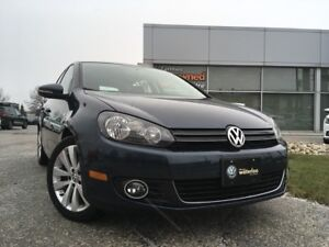 2013 Volkswagen Golf Wolfsburg Edition 2.5L w/ Bluetooth