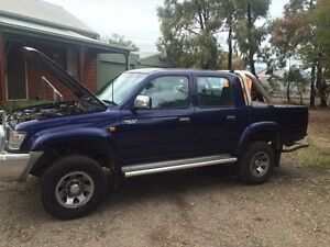 98 SR5 Toyota Hilux 4X4 Will Swap Adelaide CBD Adelaide City Preview