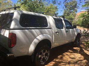 NISSAN NAVARA D40 ST-X 4X4 MANUAL TURBO DIESEL Mount Isa Mt Isa City Preview