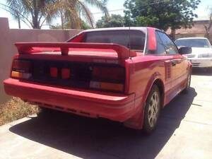 1987 Toyota MR2 Coupe 4AGE Beaconsfield Fremantle Area Preview