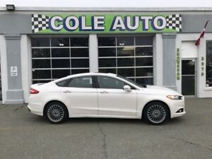 2014 Ford Fusion Titanium Only 33,500 kms!