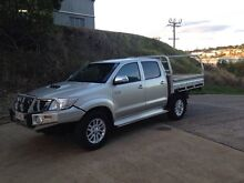 Toyota Hilux Rockville Toowoomba City Preview