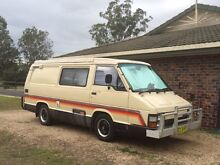 Toyota hi ace motorhome Clarenza Clarence Valley Preview