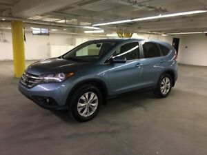 2014 Honda CR-V EX AWD Navi + Backup Cam , sunroof, Key less...