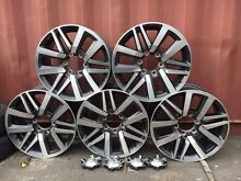 """Hilux 18"""" wheels Seville Grove Armadale Area Preview"""