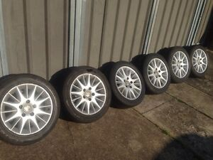 Holden commodore HSV wheels going cheap Liverpool Liverpool Area Preview