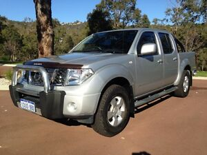 Nissan Navara St Auto Gooseberry Hill Kalamunda Area Preview
