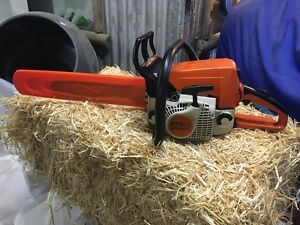 Stihl chainsaw Mount Barker Mount Barker Area Preview
