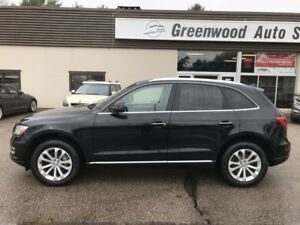 2015 Audi Q5 3.0T Technik NAVI! PANO ROOF! CALL NOW!