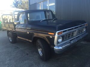 F100 1977 V8 Auto Salisbury Brisbane South West Preview